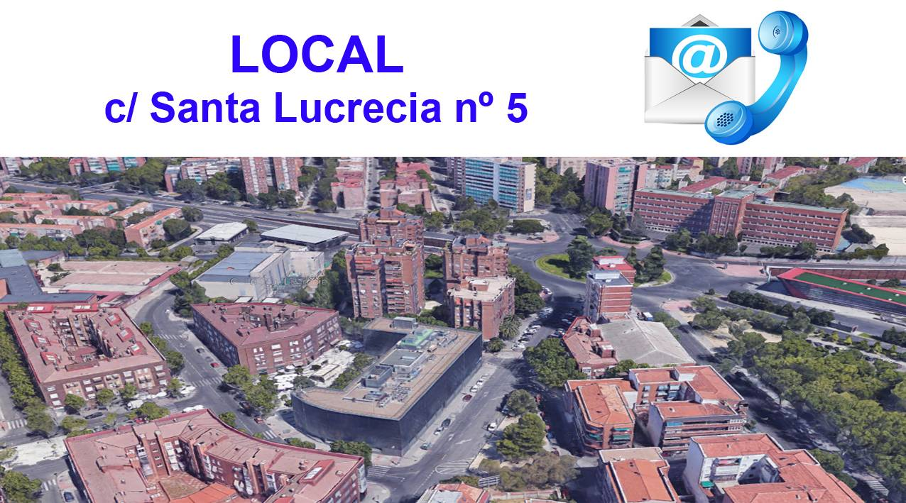 local Santa Lucrecia 5